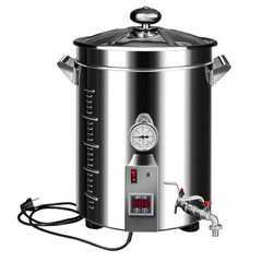 фото Автоматическая пивоварня «добрый жар» мюнхен 35 л