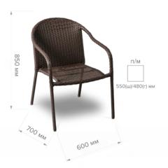 Размер №1 Кресло СОФИЯ