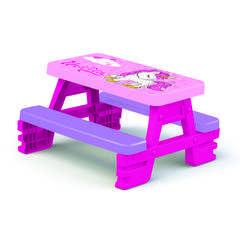 фото Стол-пикник для девочек