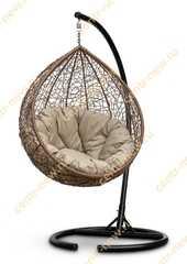 фото Подвесное кресло Sevilla Verde + каркас