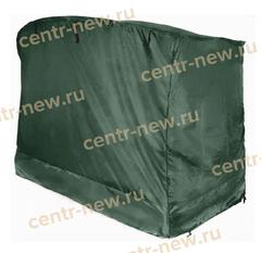 фото Чехол для садовых качелей ОАЗИС ЛЮКС  2020 (зеленый)