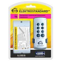 фото 6-канальный контроллер для дистанционного управления освещением Y6