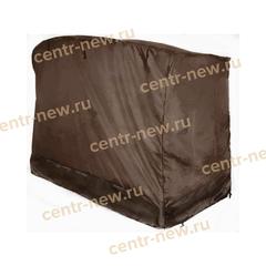 фото Чехол для садовых качелей ЭДЕМ ЛЮКС 76 (шоколад)