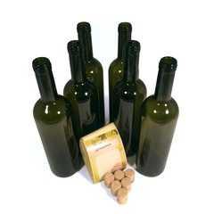 фото Винные бутылки «тоскана» 0,75 л (6 шт.)