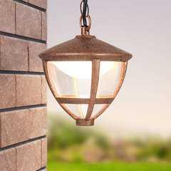 фото Gala H брауни уличный светодиодный подвесной светильник GL LED 3001H