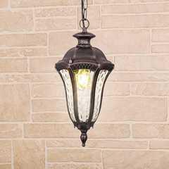 фото Draco H капучино уличный подвесной светильник GL 1010H