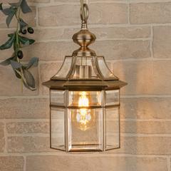 фото Savoie H медь уличный подвесной светильник GL 1031H