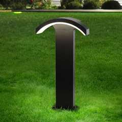 фото Asteria F черный ландшафтный светильник TECHNO 1677 LED