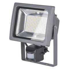 фото Прожектор светодиодный с датчиком движения 003 FL LED 30W
