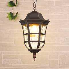 фото Dorado H кофейное золото уличный подвесной светильник IP44 GL 1013H