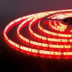фото Светодиодная лента 2835/60 LED 4.8W IP65 красный свет