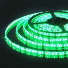 фото Светодиодная лента 2835/60 LED 4.8W IP65 зеленый свет