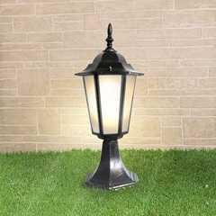 фото Ландшафтный светильник IP44 GL 1004S черное золото