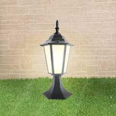 фото Ландшафтный светильник IP44 GL 1004S черный