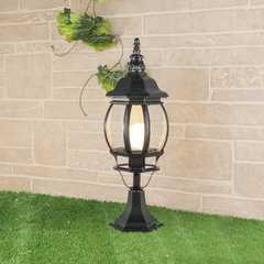 фото Ландшафтный светильник IP33 GL 1001S черный