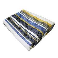 фото Инфракрасная электропростынь Sofy 150*120 см EcoSapiens, хлопок, 9 режимов, карбоновый нагреватель, автотаймер, пульт ДУ,  простынь с подогревом ES-414
