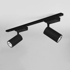 фото Трековый светодиодный светильник для однофазного шинопровода Baril Черный 40W 4200K LTB47