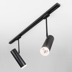 фото Трековый светодиодный светильник для однофазного шинопровода Oliver белый 9W 4200K LTB45