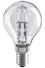 фото Лампа галогенная Шар G45 42W E14