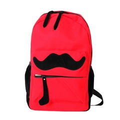 фото Усы рюкзак (красный)