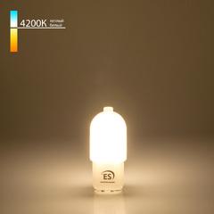 фото Светодиодная лампа G4 LED BL122 3W 12V 360° 4200K