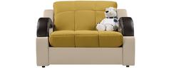 фото Кресло мягкое раскладное МАДРИД (оливковое)