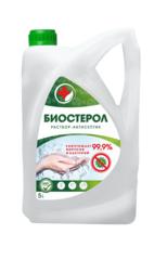 фото Cпиртовой антисептик для рук и поверхностей БИОСТЕРОЛ_5 л