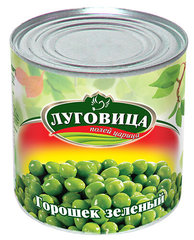 фото Горошек консервированный В/С 400 гр