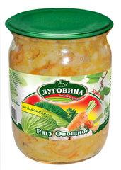 фото Закуска Рагу овощное, 500 гр, СКО