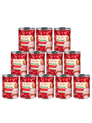 фото Фасоль Едим дома красная в томатном соусе 400 гр 12шт