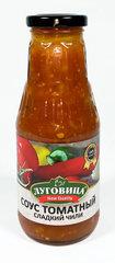 фото Соус Луговица New Quality сладкий чили 330 гр твист