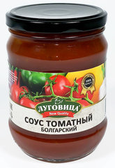 фото Соус Луговица New Quality болгарский 460 гр твист