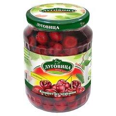 фото Компот Луговица из черешни красной с косточкой  720 гр Молдова