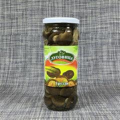 фото Грибы грузди маринованные Луговица 580 гр