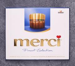 фото Шоколадные конфеты Ассорти Merci. Finest Selection. Молочный шоколад