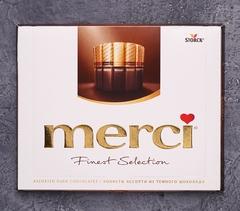 фото Шоколадные конфеты Ассорти Merci.Finest Selection Темный шоколад 250г