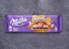 фото Шоколад Milka Wholenut Caramel 300 г
