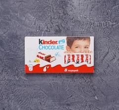 фото Шоколад Kinder 8 порций 100г