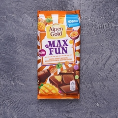 фото Шоколад Alpen Gold Max Fun 160 гр