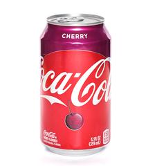 фото Coca-cola Cherry напиток газированный 355 мл