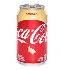 фото Coca-cola Vanilla напиток газированный 355 мл