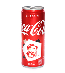 фото Coca-cola Classic напиток газированный 330 мл