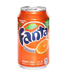 фото Fanta Orange напиток газированный 355 мл
