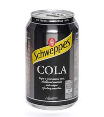 фото Schweppes Cola напиток газированный 330 мл