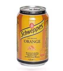 фото Schweppes Orange напиток газированный 330 мл