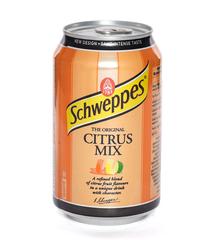 фото Schweppes Citrus Mix напиток газированный 330 мл