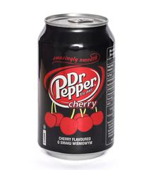фото Dr.Pepper Cherry напиток газированный 355 мл