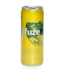 фото FuzeTea чай черный со вкусом Лимон-Лемонграсс 0.33 л