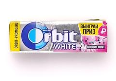 фото Жевательная резинка  Orbit  White Bubblemint 13.6 г