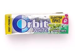 фото Жевательная резинка Orbit White Нежная мята 13.6 г